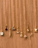 Collier Charm's