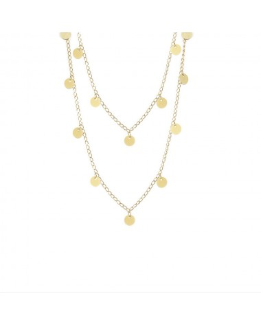 Indra long necklace